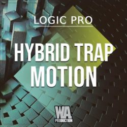 HYBRID TRAP Motion - Logic Pro X Template