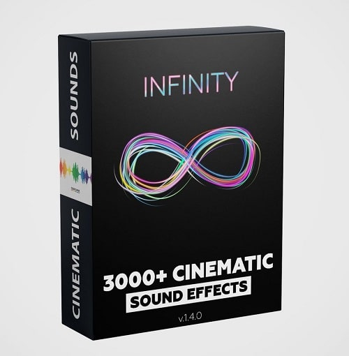 VIDEOPRO - INFINITY 3000+ Cinematic Sound Effects