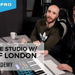 In The Studio With Tuff London TUTORIAL