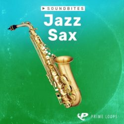 PL Soundbites Jazz Sax Mini-Pack WAV