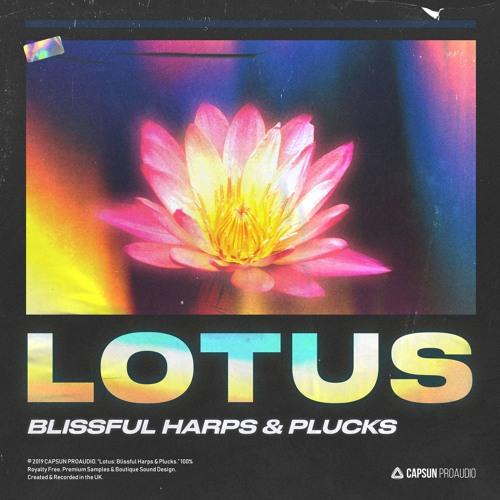 CPA Lotus: Blissful Harps & Plucks WAV