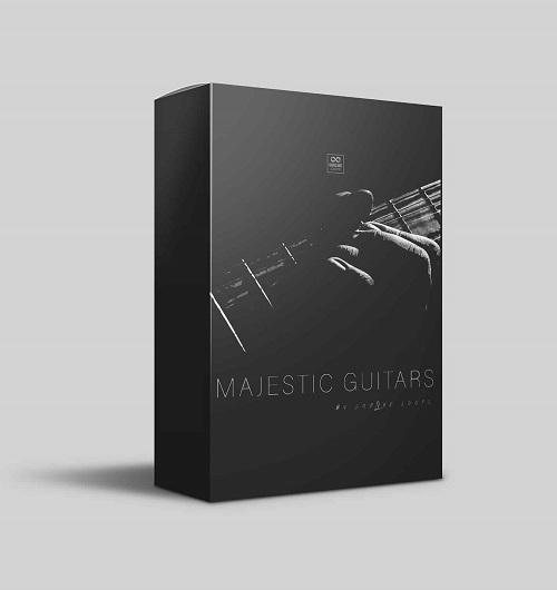 Godlike Loops Majestic Guitars WAV