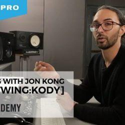 Mixing with Jon Kong (Leftwing:Kody) TUTORIAL
