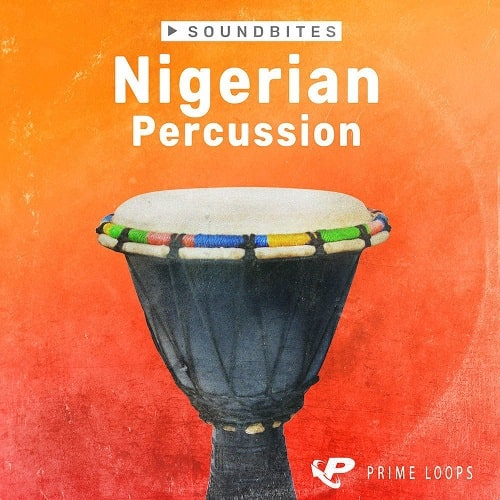 PL Soundbites Nigerian Percussion Mini Pack WAV