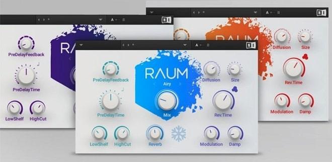 Native Instruments Raum v1.0.0 WIN & MacOSX