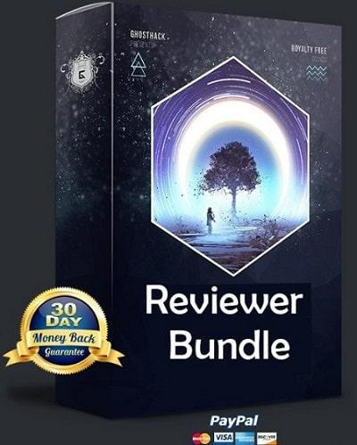 Ghosthack Exclusive Reviewer Bundle
