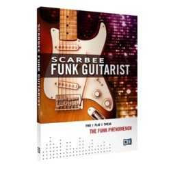 NI Scarbee Funk Guitarist Kontakt Library