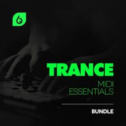 Freshly Squeezed Samples Trance MIDI Essentials Bundle