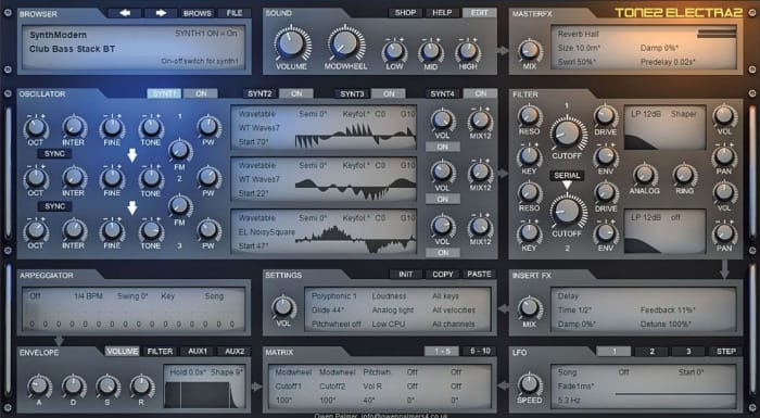 Tone2 Electra2[WINDOWS]