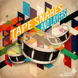 Tape Snares & Layers WAV