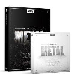 BOOM Library Cinematic Metal Bundle WAV