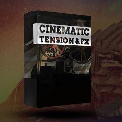 Cinematic Tension & FX WAV MIDI PRESETS