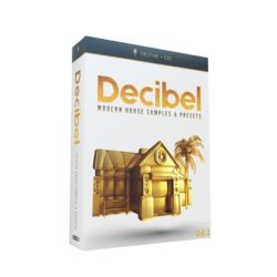 OCTVE.CO Decibel Vol. 3 - Modern House Samples & Presets