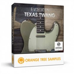 Orange Tree Samples Evolution Texas Twang KONTAKT