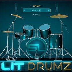 StudioLinked Lit Drumz v1.0 VST AU WIN & MacOSX