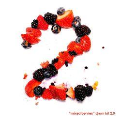 Mixed Berries Vol.2 Drum Kit WAV
