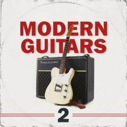 Jungle Loops Modern Guitars Vol.2 WAV