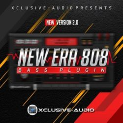 Xclusive Audio New Era 808 Bass Plugin v2.0 VSTi [WIN]