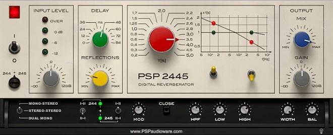 PSPaudioware PSP 2445 EMT v1.3.7-R2R