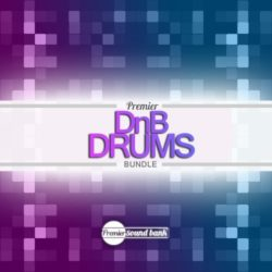 Premier Sound Bank Premier DnB Drums Bundle WAV