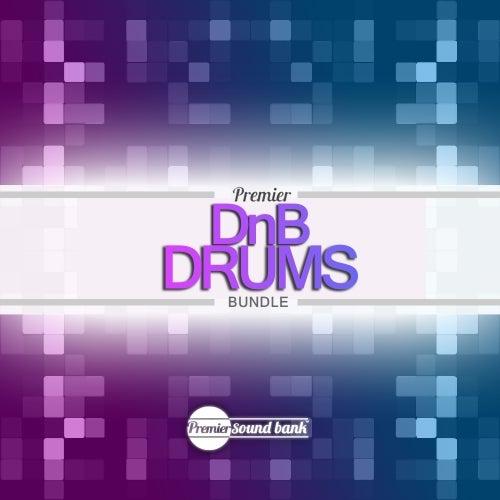 Premier Sound Bank Premier DnB Drums Bundle WAV