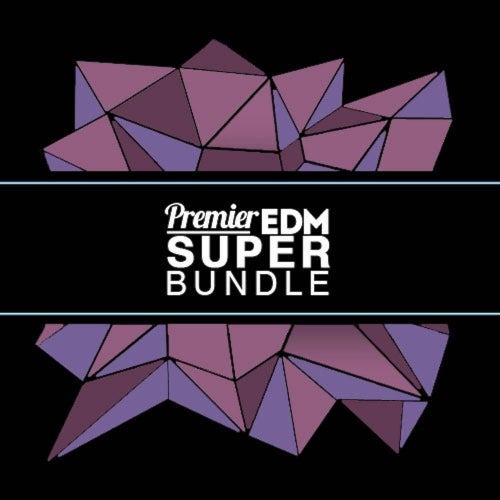 Premier Sound Bank Premier EDM Super Bundle