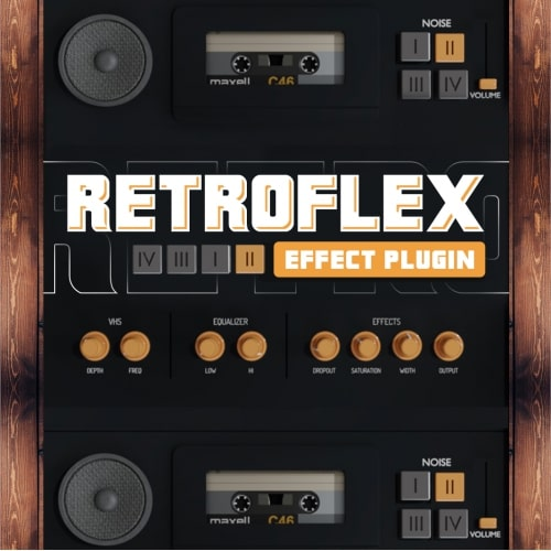 IndustryKits RetroFlex FX v1.0.0 WiN-OSX RETAiL-SYNTHiC4TE