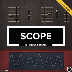 SCOPE - u-he Diva Presets