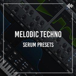 PML Melodic Techno Serum Presets Pack
