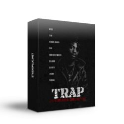 StudioPlug Trap Madness (Drum Kit)