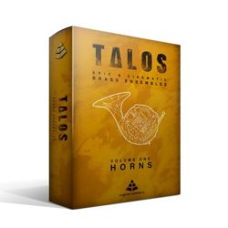 Talos Volume One: Horns KONTAKT