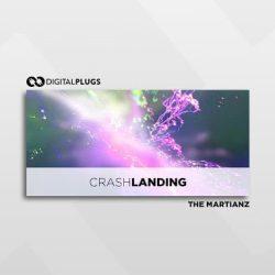 Digital Pugs The Martianz Crash Landing (Drum Kit)