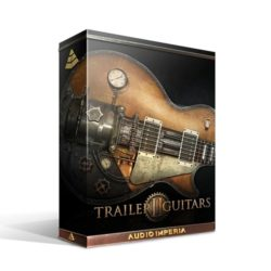 Trailer Guitars 2 - Epic & Cinematic Guitars KONTAKT