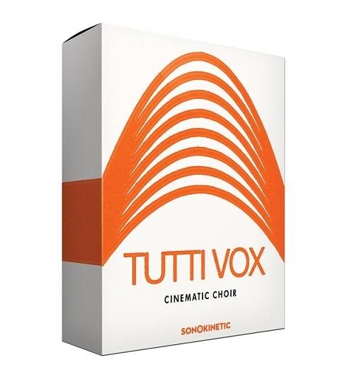 Tutti Vox - Cinematic Choir KONTAKT (24 Bit)