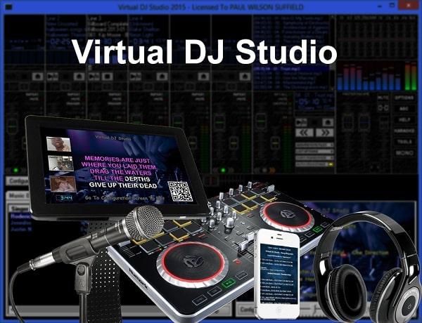 Virtual DJ Studio v8.0.5 [WINDOWS]