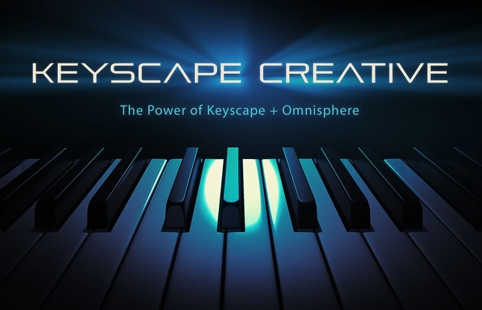 Keyscape Creative Library