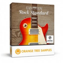 Evolution Rock Standard Kontakt Library