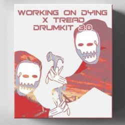 Wod Working On Dying X Tread DrumKit 3.0