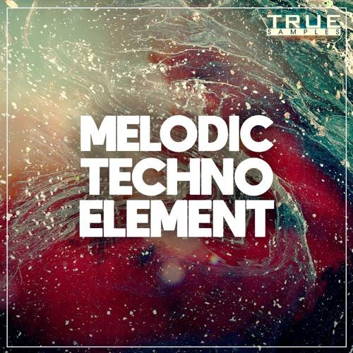 True Samples Melodic Techno Element WAV MIDI SBF