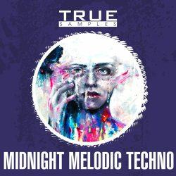 True Samples Midnight Melodic Techno WAV MIDI SBF
