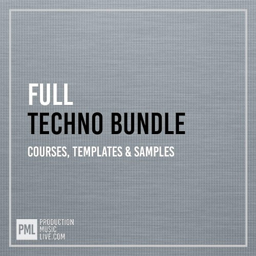 Production Music Live - Techno Bundle [Complete Pack]