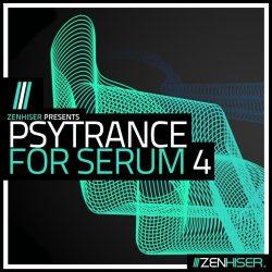 Zenhiser Presents Psytrance For Serum 4