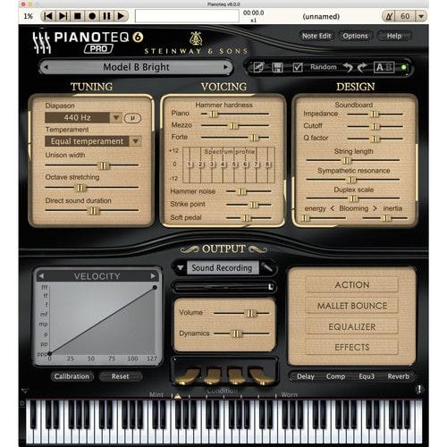 Modartt Pianoteq PRO v6.6.0 EXE/VST/AAX x86 x64