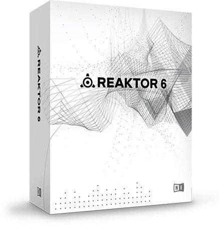 NI Reaktor 6 v6.3.2 + Factory Library WIN & MacOSX
