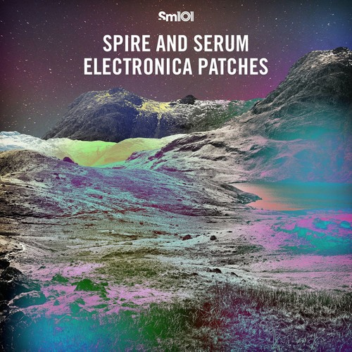 SM101 Spire & Serum Electronica Patches