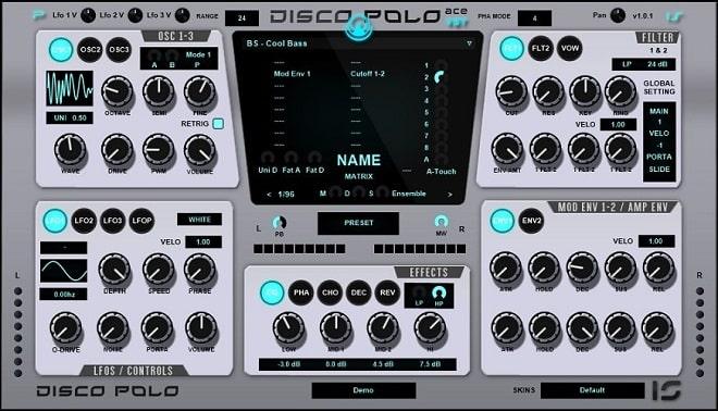 Infected Sounds Disco Polo Ace v1.0.4 [WINDOWS]