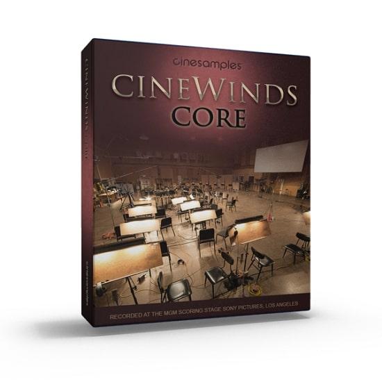 Cinesamples CineWinds CORE v1.4 KONTAKT