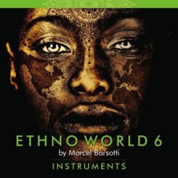 Ethno World 6 Instruments Kontakt Library