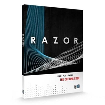 Native Instruments Razor v1.7.0.4 HYBRID-R2R