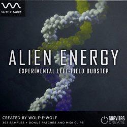 Gravitas Create Alien Energy WAV MIDI FXP